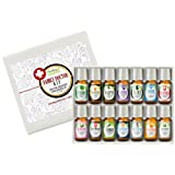 Amazon Price History for:Family Doctor (14) Essential Oil Set 100% Pure, Best Therapeutic Grade - 14/10mL