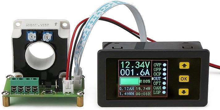 Droking Multifunktionales Digitales Messgerät 0 100a Elektronik