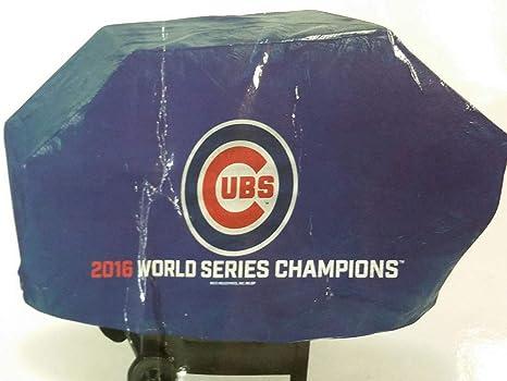 Amazon Com Rico Mlb Chicago Cubs World Series Champions Grill