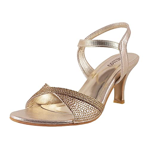 6a5ed53d621 Metro Women s Fashion Sandals  Buy Online at Low Prices in India - Amazon.in