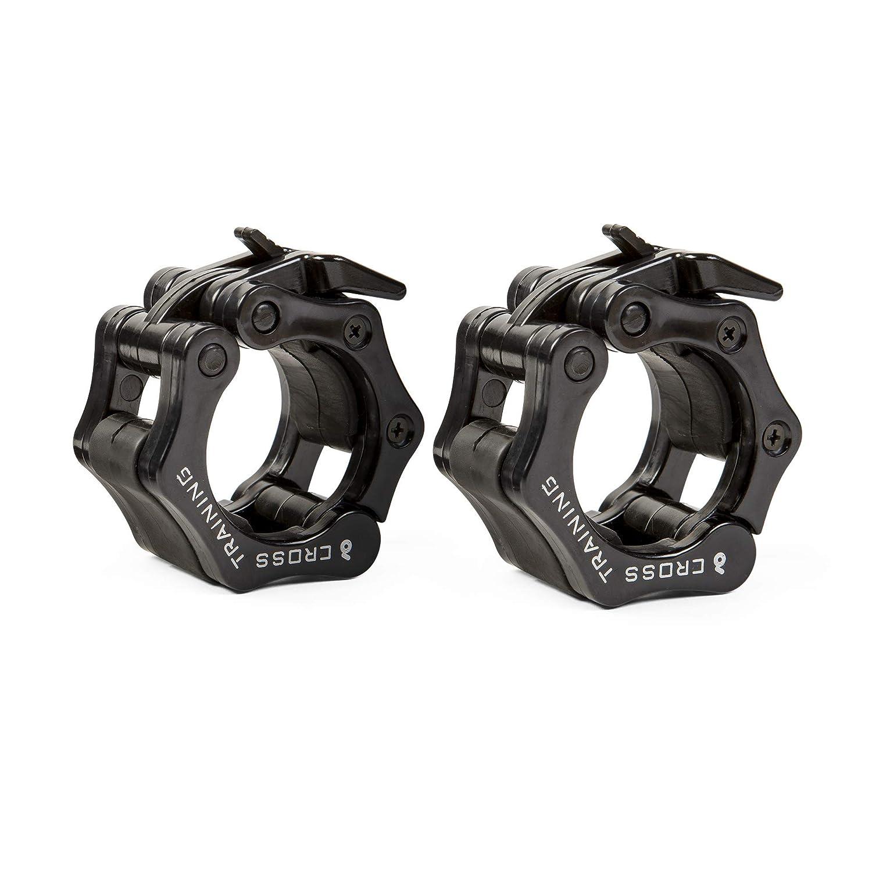 Earwaves ® Pro Lockers - Topes de Pesas para Barra olímpica. Bloqueadores de Discos para Crossfit, Halterofilia, Levantamiento de Pesas, etc. Pinzas ...