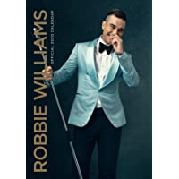 Robbie Williams 2020 Calendar - Official A3 Wall Format Calendar