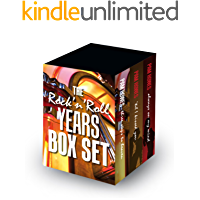 The Rock'n'Roll Years Box Set: Music, Drama and Family Life. The first three novels in the series. (Pam Howes Rock'n'Roll Years Series Book 1)
