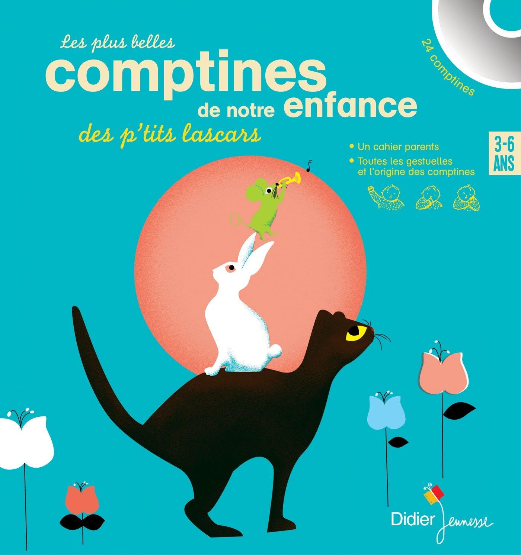 Amazoncom Les Comptines Des Petits Lascars Les Plus Belles