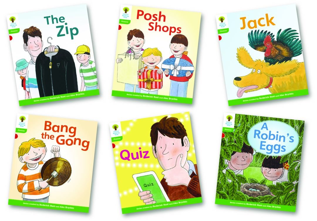 Stage 2: Floppy's Phonics Fiction: Pack of 6 (Oxford Reading Tree: Stage 2 Floppy's Phonics Fiction) ePub fb2 ebook