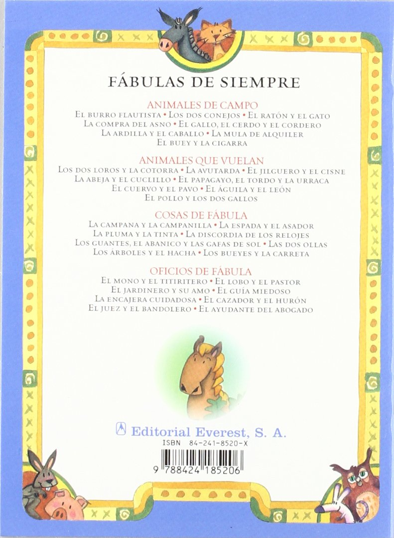La Ardilla y El Caballo (Spanish Edition): Myriam Sayalero: 9788424185206: Amazon.com: Books