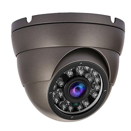 HYKAMIC cámaras en domo 1080P HD TVI/CVI/AHD/4 in 1,