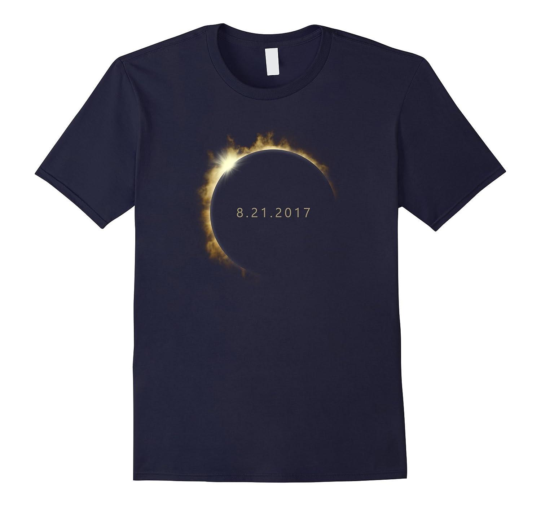 Total Solar Eclipse Summer August 21st 2017 T Shirt-BN