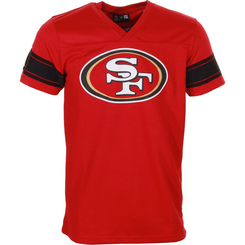 New Era Ne96336Fa16 Nfl Supprtrs Jrsy Saf49E Sca - T-shirt-Linie San Francisco 49Ers für Herren, Farbe 11278358