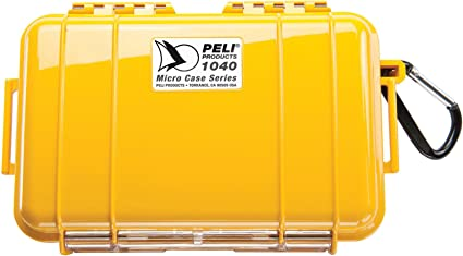 img buy Peli 1040 with interior - Black, exterior - Yellow