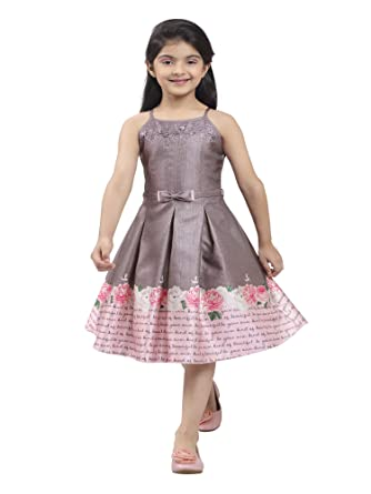 47d4779056ed7 Tiny Baby Girl's Dress: Amazon.in: Clothing & Accessories