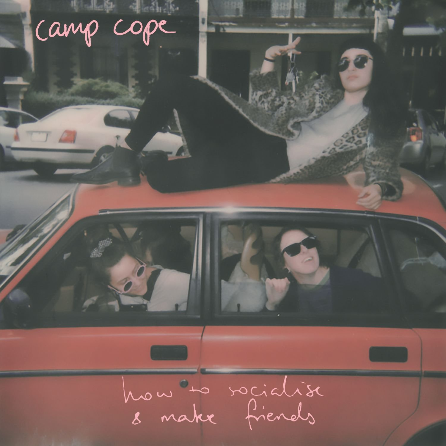 Cassette : Camp Cope - How To Socialise & Make Friends (Cassette)