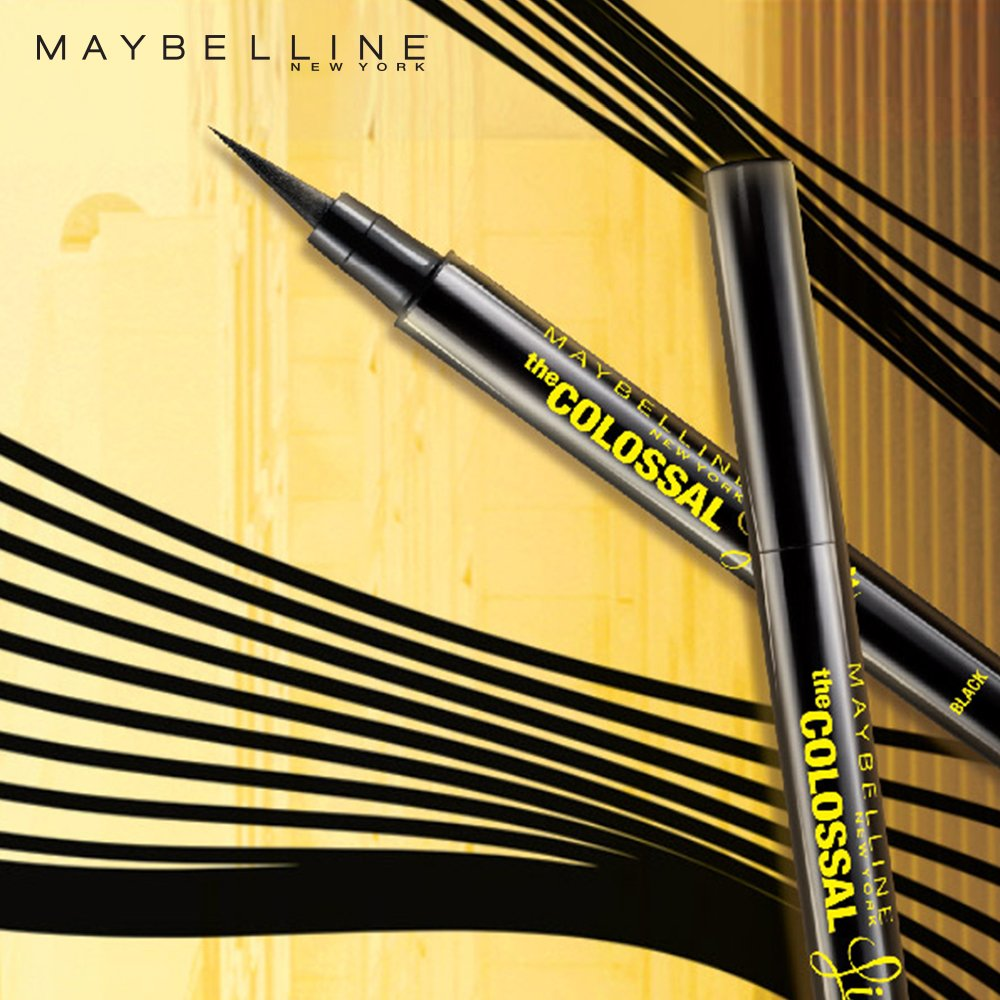 Maybelline New York The Colossal Liner