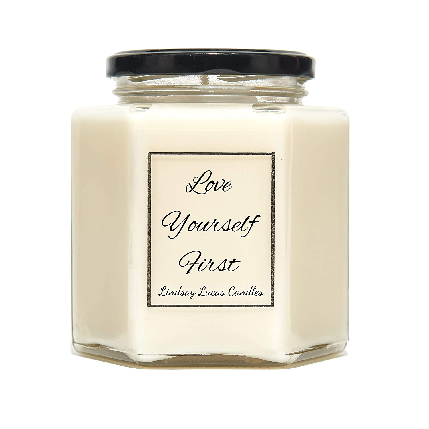 Love Yourself First Candle