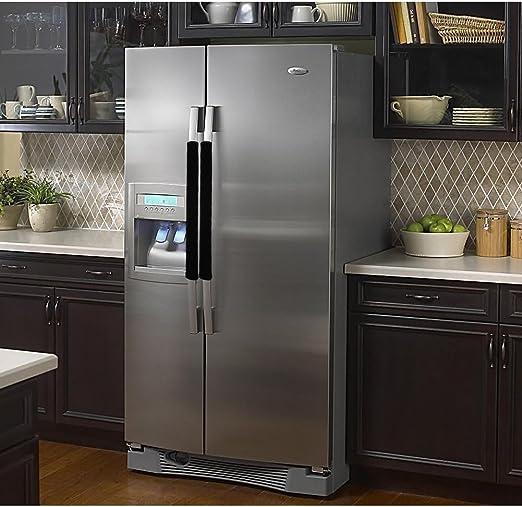 vezfinel frigorífico Puerta Mango cubiertas, frigorífico horno ...