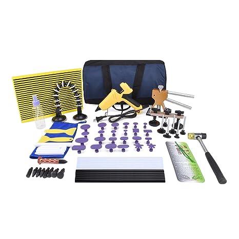 Amazon.com: hotpdr Dent Herramientas de extracción Kit de ...