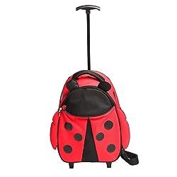 Top 10 Best Kids Luggage Parents Should Know (2021 Reviews) 4