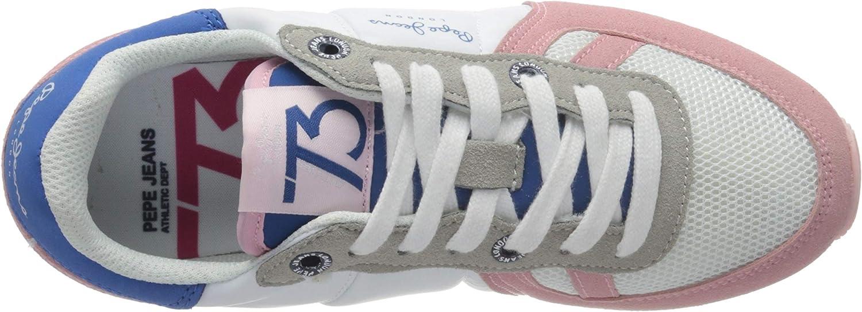 Pepe Jeans Sydney Basic Girl Ss20 Zapatillas para Ni/ñas