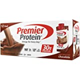 Premier Protein 30g Protein Shakes (Chocolate, 11 fl. oz, 12 pack)