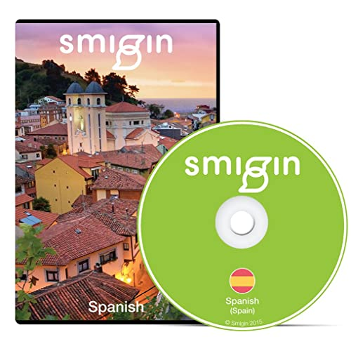 Smigin: Learn How to Speak Spanish for Everyday Conversation (Beginners - Intermediate)