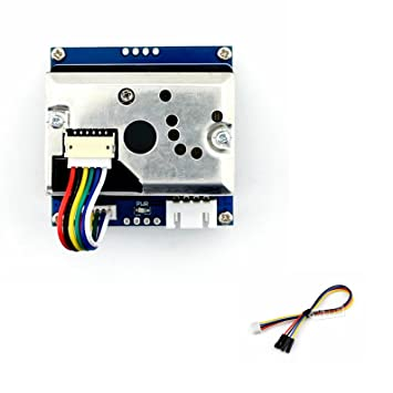 cqrobot Sharp GP2Y1010AU0 F Sensor de Polvo, detección de fina de partículas de más de