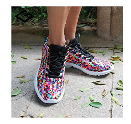 Amazon.com : men women casual shoes fashion shoes woman print zapatos hombre mujer zapatillas deportivas lover Platform shoes (7, 5) : Baby