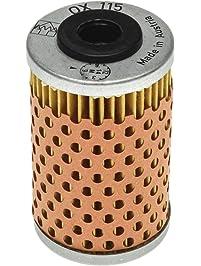 MAHLE Original OX 115 Engine Oil Filter