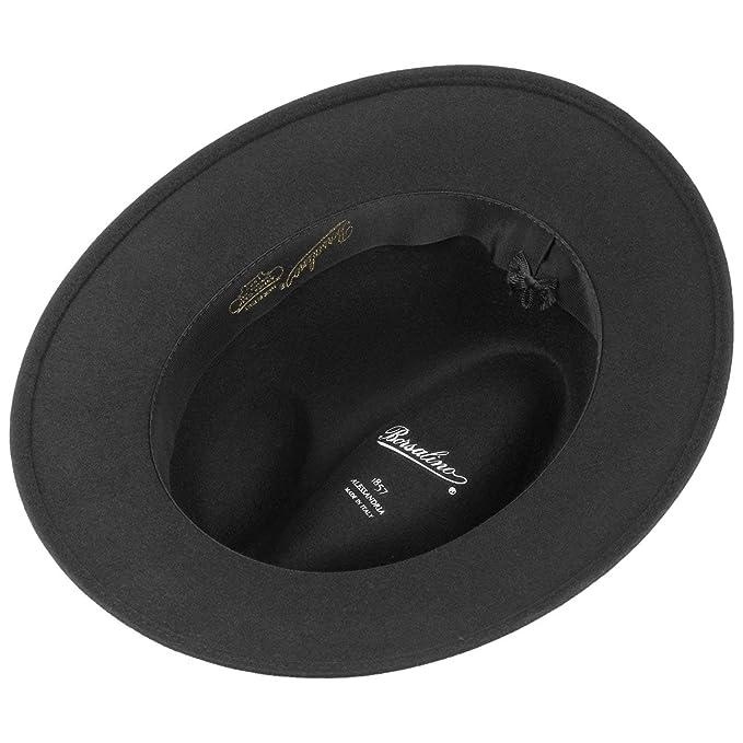 86599253c11 Borsalino Casual Crusher Hat at Amazon Men s Clothing store