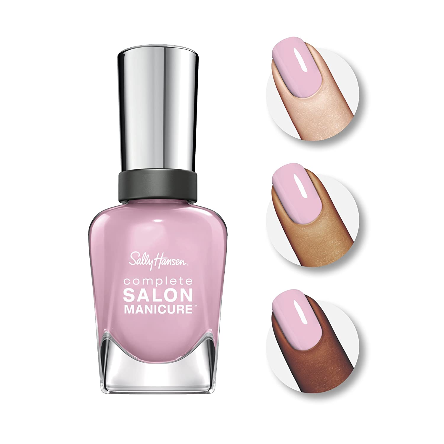 Sally Hansen Complete Salon Manicure Nail Color Pinks