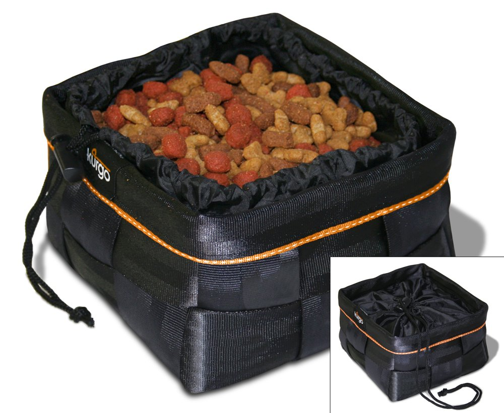 Kurgo Wander Food Bowl