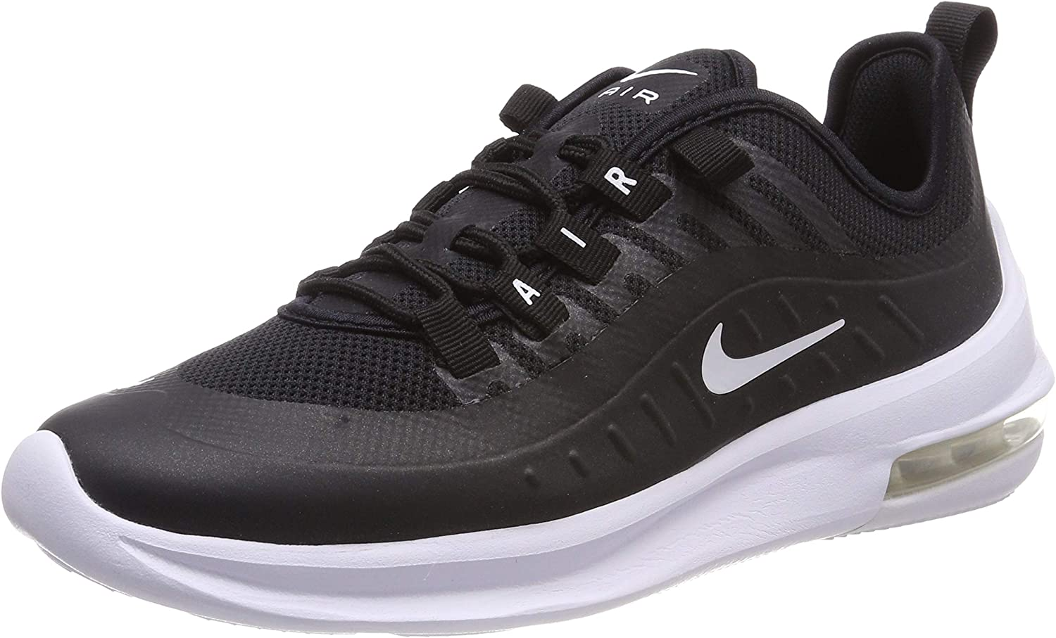 Nike Men s Running Shoes, Black, 8 m us