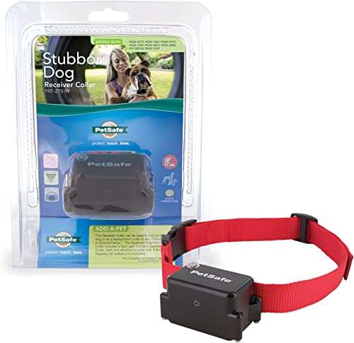 PetSafe Stubborn Dog In-Ground Fence for Dogs and Cats – from the Parent Company of INVISIBLE FENCE Brand Multiple Wire Gauge Options