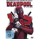Deadpool 1 + 2/2 DVD [Import]