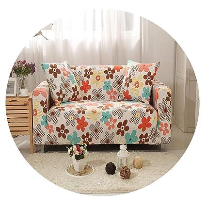 Fine Amazon Com Gray Yellow Spots Messy Elastic Sofa Protector Pdpeps Interior Chair Design Pdpepsorg