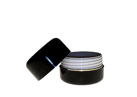 Advantis 50ml / 50g tarros botes botella cosmetica de plástico con tapa para locion cosmeticos,