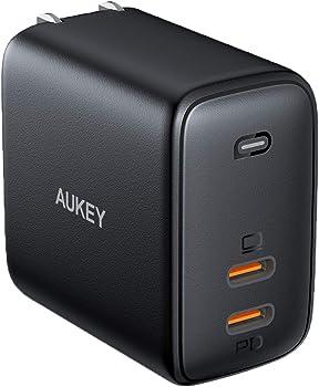 Aukey Omnia 65W USB-C GaN Charger