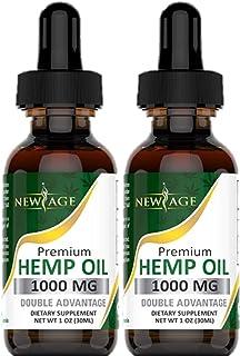 Amazon com: Pain Relief Hemp Oil Salve - 2000 MG - Max Strength