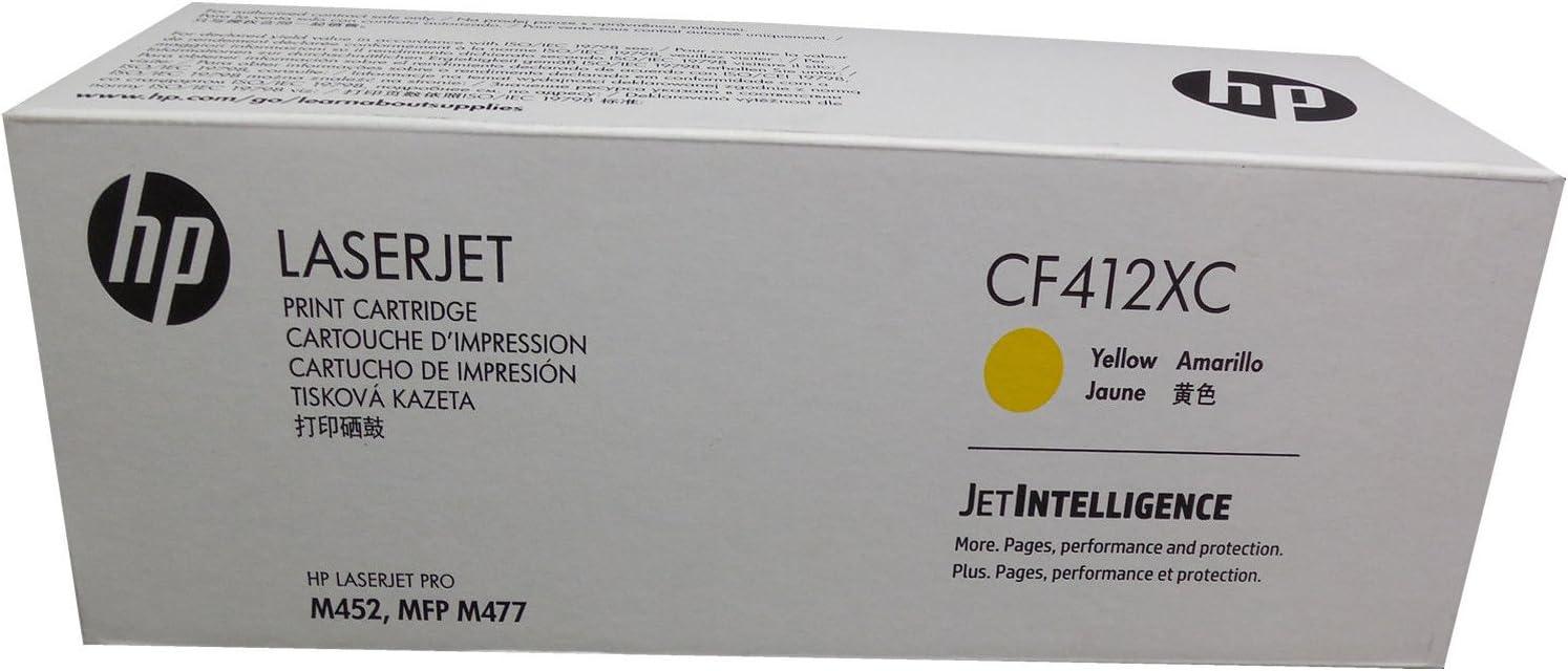 Hewlett Packard Cf412xc Original Toner Pack Of 1 Bürobedarf Schreibwaren