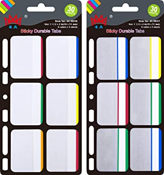 """Road Case Label 6/"""" X 8.25/"""" Pack of 24"""