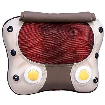 AME Masajeador Cervical Lumbar Terapia Física Dispositivo de Masaje Multifunción Hombro Atrás Compresa Eléctrica Amasamiento
