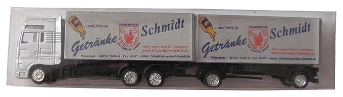Getränke Schmidt Nr. - .... und jetzt zu Getränke Schmidt - MAN ...