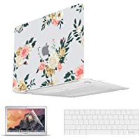 AKIT Compatible with MacBook Pro 13 Inch Case 2020 Touch Bar 2021 to 2016 Release A2338 M1 A2289 A2251 A2159 A1989 A1706…