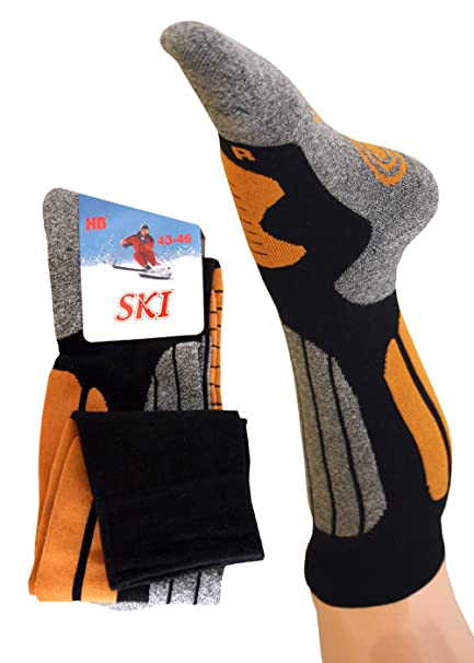 2 pares de calcetines Senderismo o 1 par Trekking kniestrümpfe: Amazon.es: Ropa y accesorios