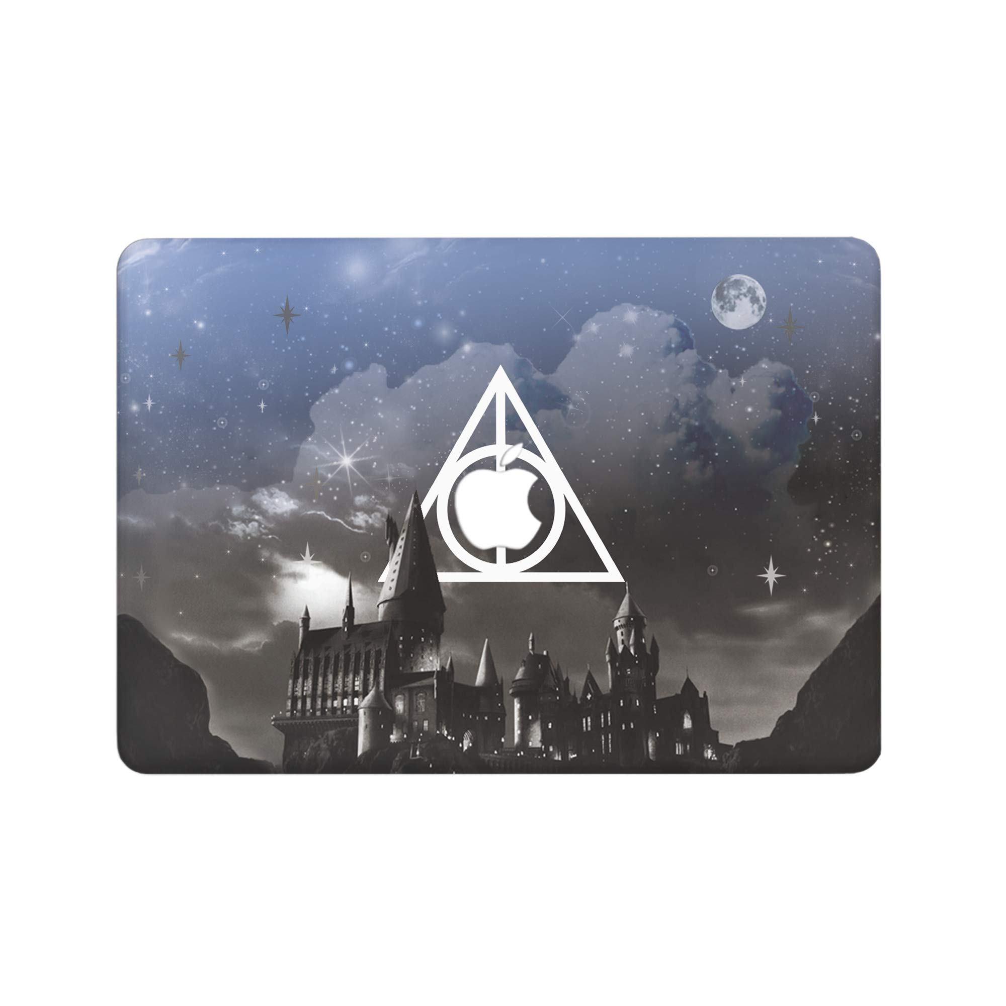 ZizzStore MacBook Hard Case and Keyboard Decal Set Protective Hard Shell with Vinyl Sticker Around Keyboard for (Pro 13 (A1706 & A1708 & A1989) 2018, Harry Potter Always) by ZizzStore (Image #4)