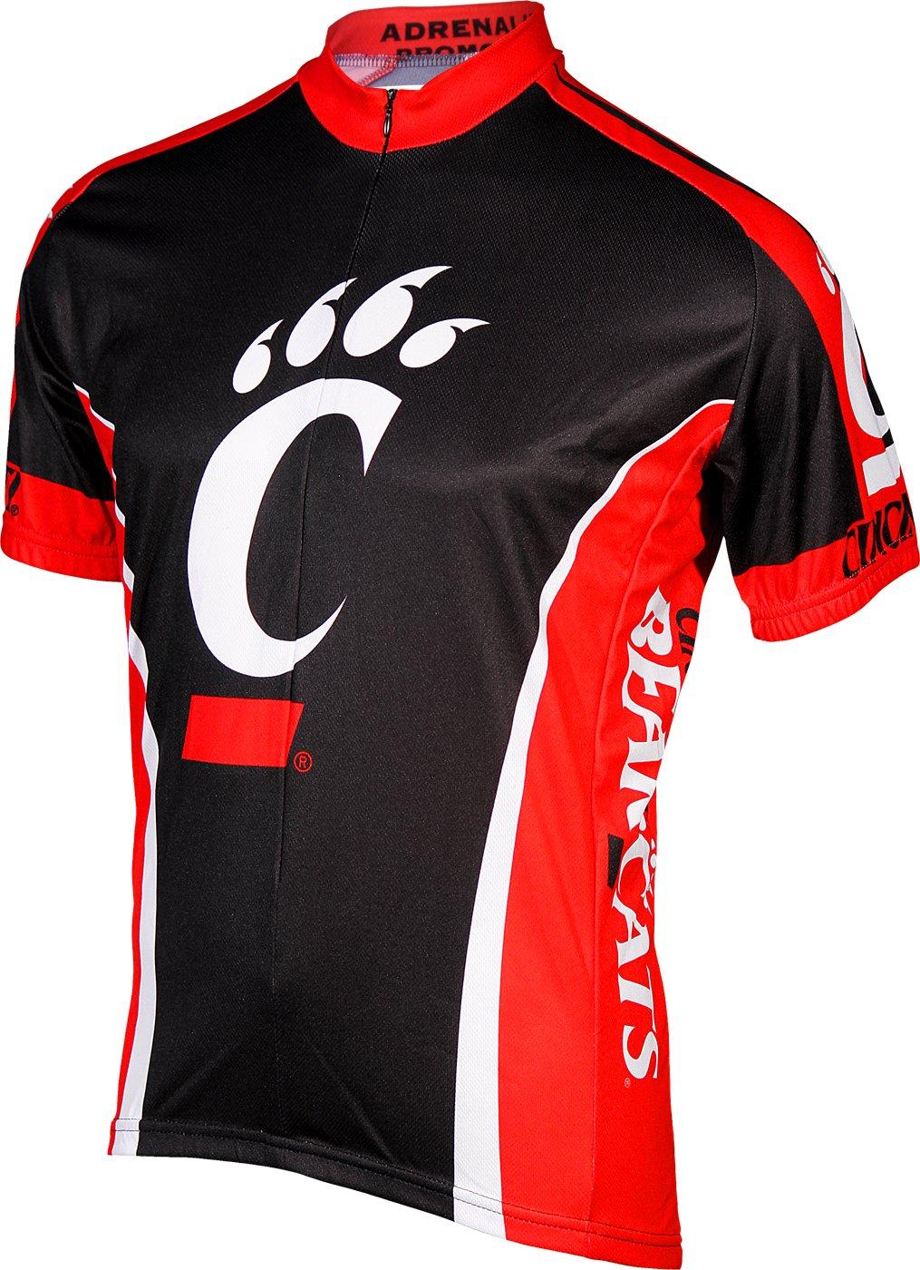 Adrenaline Promotions Cincinnati Radfahren Jersey