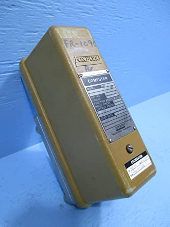 Foxboro 557 Pneumatic Square Root Extractor Computer 3-15 PSI