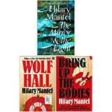 Wolf Hall Trilogy 3 Books Collection Set By Hilary Mantel (The Mirror and the Light [Hardcover], Wolf Hall, Bring Up the Bodies)