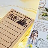 Squirrels and Frogs Memo Wooden Stamp for DIY Craft