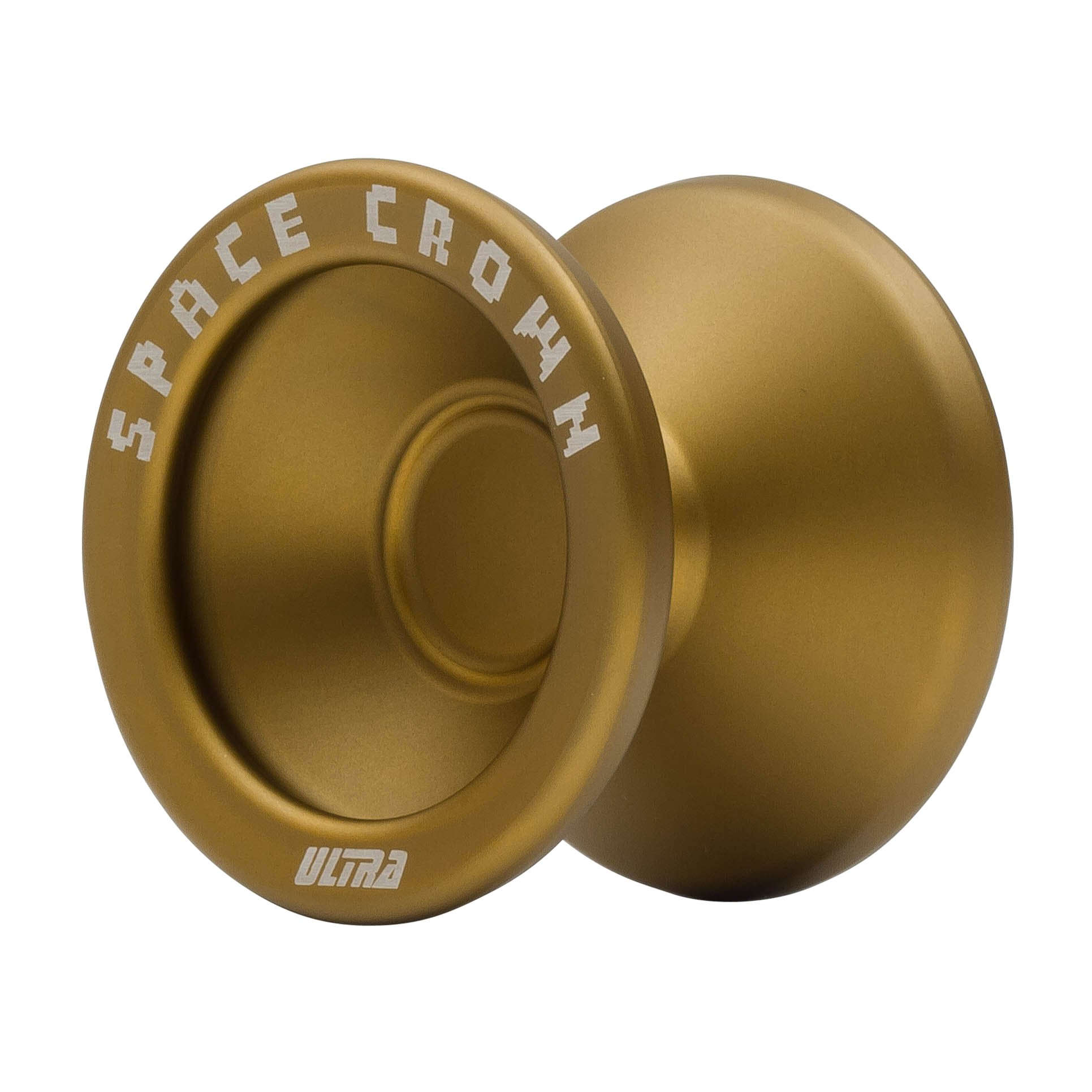 YoYoFactory Space Crown Ultra Professional Yoyo Color Bronze