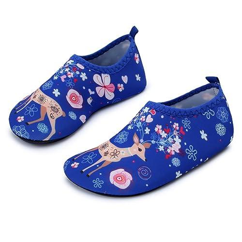 Amazon.com: jiasuqi Kids Agua para exteriores zapatos Aqua ...